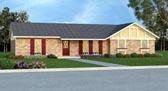 House Plan 65990