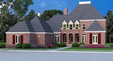 House Plan 65994