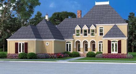 House Plan 65995