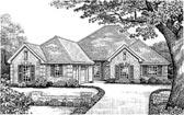 House Plan 66001