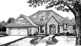 Plan Number 66006 - 1840 Square Feet