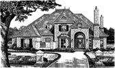 Plan Number 66014 - 3510 Square Feet
