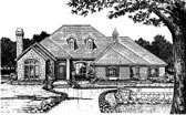 Plan Number 66024 - 2740 Square Feet