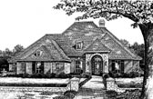 Plan Number 66025 - 2502 Square Feet