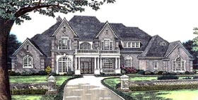 House Plan 66026