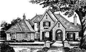 House Plan 66034