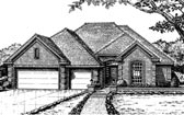 Plan Number 66043 - 2518 Square Feet
