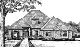 House Plan 66045