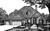 Plan Number 66049 - 2845 Square Feet