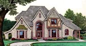 Plan Number 66060 - 2953 Square Feet