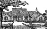 Plan Number 66082 - 1892 Square Feet