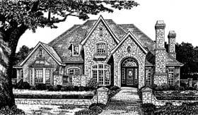 House Plan 66096