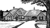 Plan Number 66099 - 2896 Square Feet