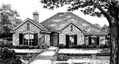Plan Number 66101 - 1862 Square Feet