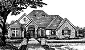 Plan Number 66102 - 2744 Square Feet