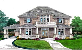 House Plan 66104