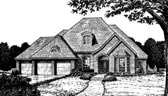 Plan Number 66107 - 2889 Square Feet