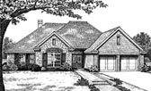 Plan Number 66114 - 1898 Square Feet
