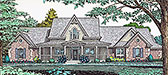 Plan Number 66167 - 3175 Square Feet