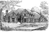 Plan Number 66168 - 3204 Square Feet