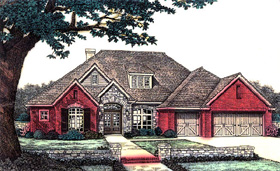 House Plan 66173