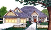 Plan Number 66199 - 1843 Square Feet