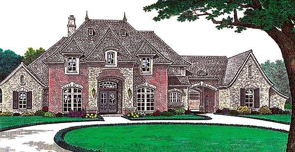 House Plan 66213 | FamilyHomePlans.com