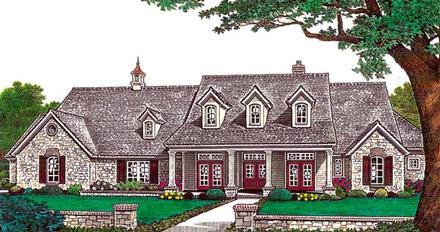 House Plan 66214