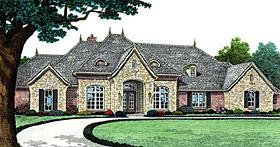 House Plan 66240