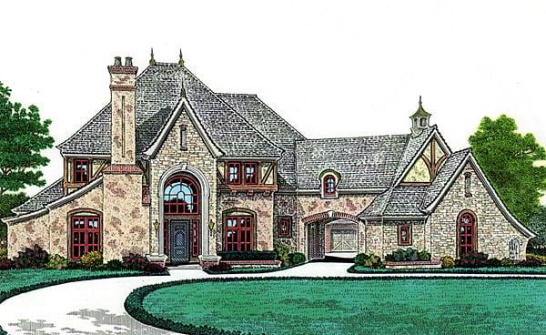 House Plan 66247 | FamilyHomePlans.com