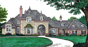 House Plan 66250