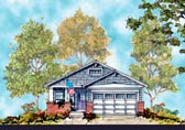 Plan Number 66415 - 1542 Square Feet