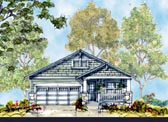Plan Number 66424 - 1795 Square Feet