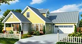 Plan Number 66471 - 1714 Square Feet