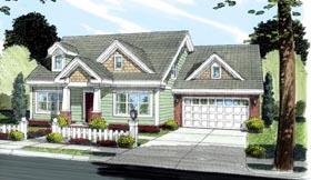 House Plan 66493