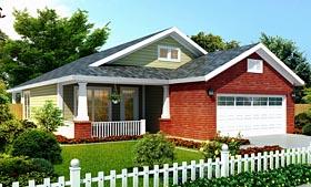 House Plan 66499