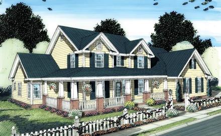 House Plan 66505