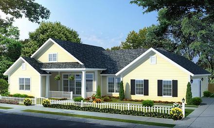 House Plan 66534