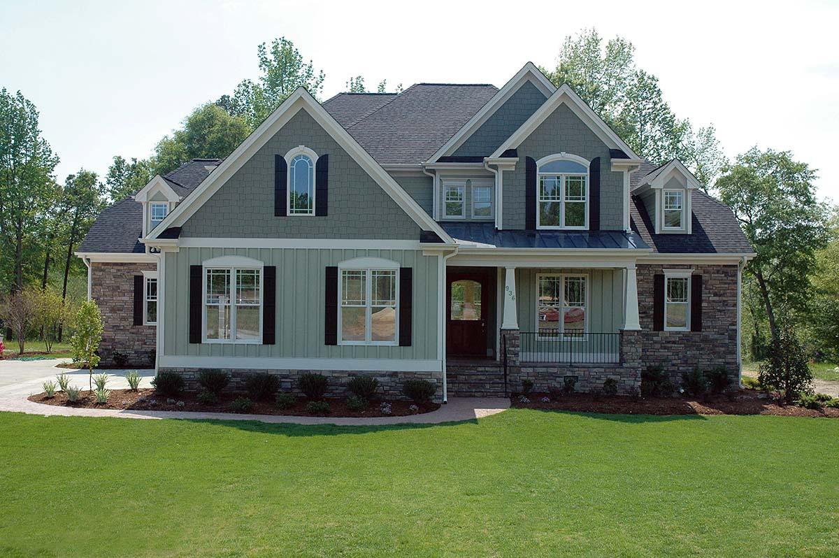 House Plan 66567