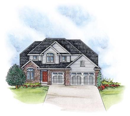 House Plan 66578