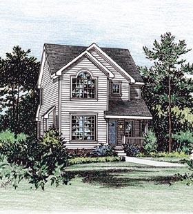 House Plan 66628