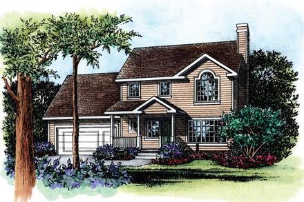 House Plan 66634
