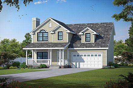 House Plan 66718