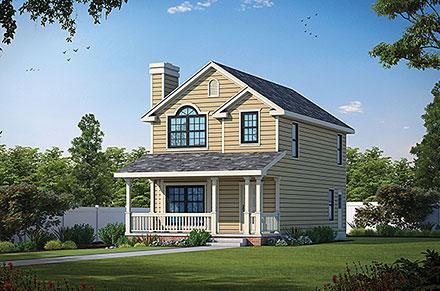 House Plan 66719