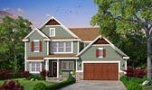 Plan Number 66746 - 2165 Square Feet