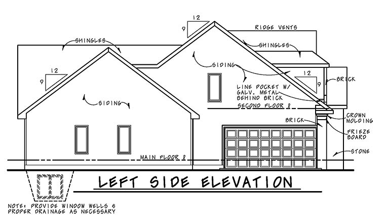 European, French Country, Southern House Plan 66784 with 3 Beds, 2 Baths, 2 Car Garage Picture 1