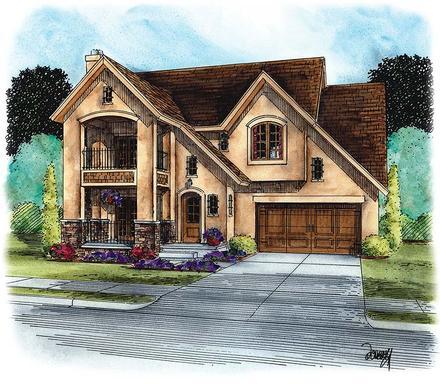 House Plan 66791