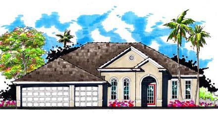 House Plan 66863
