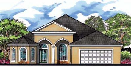 House Plan 66865