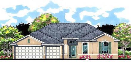 House Plan 66870